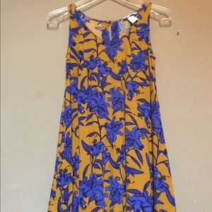 H&M Floral Day Dress